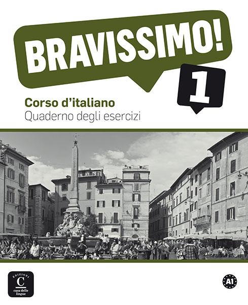 Bravissimo! 1 Werkboek beginners Italiaans