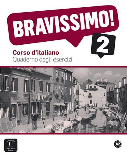 Bravissimo! 2 Werkboek Italiaans A2