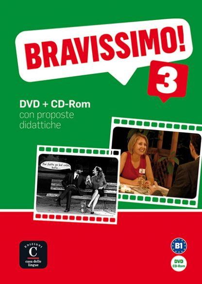 Bravissimo! 3 DVD video's