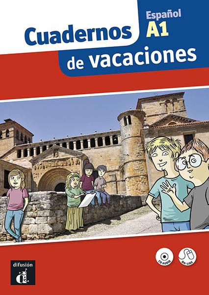 Cuadernos de vacaciones A1 + CD Spaans voor jongeren