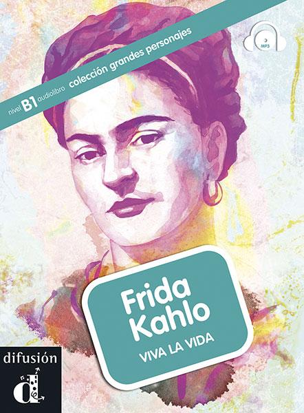 In Frida Kahlo wordt het levensverhaal verteld van deze bijzondere schilderes, die met haar kracht, vitaliteit en kunst de pijn van haar ziekte en het leed veroorzaakt door de turbulente relatie met Diego Rivera overwon. (Niveau B1)