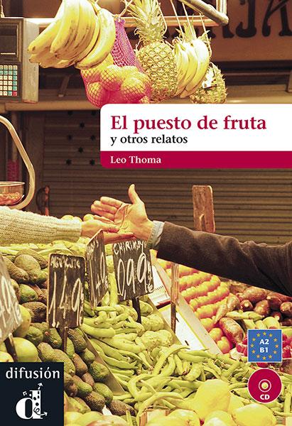 el puesto de fruta Spaans leesboekje A2-B1