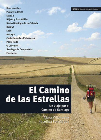 camino de las estrellas camino de santiago leesboeje Spaans B1