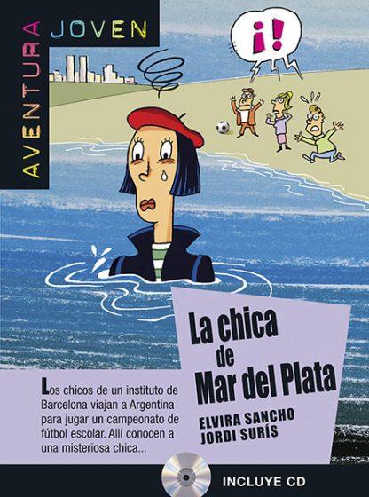 la chica de mar del plata leesboekje Spaans middelbare school A2