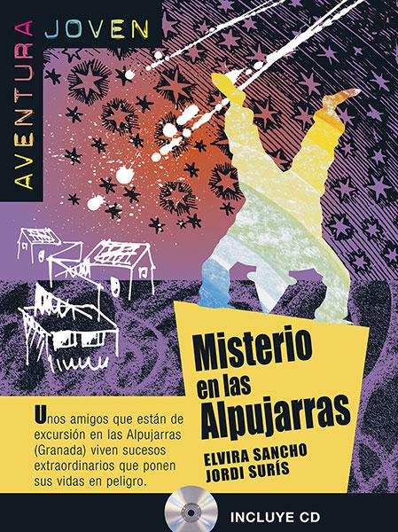 misterio en las alpujarras leesboekje Spaans middelbare school