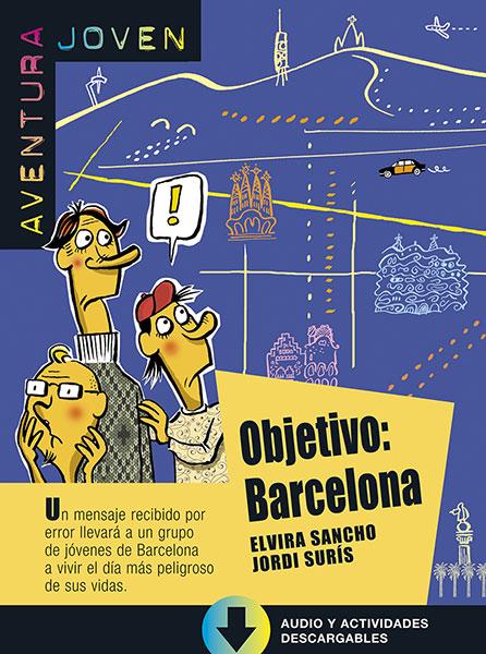 objetivo: barcelono leesboekje Spaans middelbare school A1