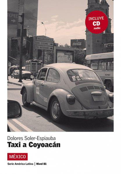 America Latina taxi a coyocan Leesboekje