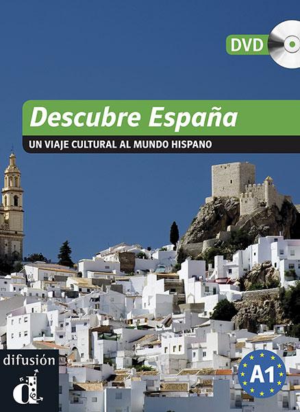 Descubre espana leesboekje Spaans A1 beginners