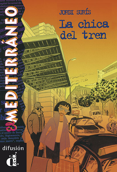 La chica del tren leesboekje Spaans A1