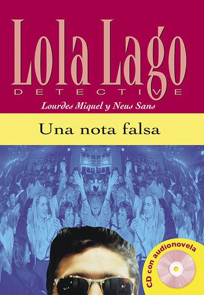 Lola Lago Detective una nota falsa Leesboekje