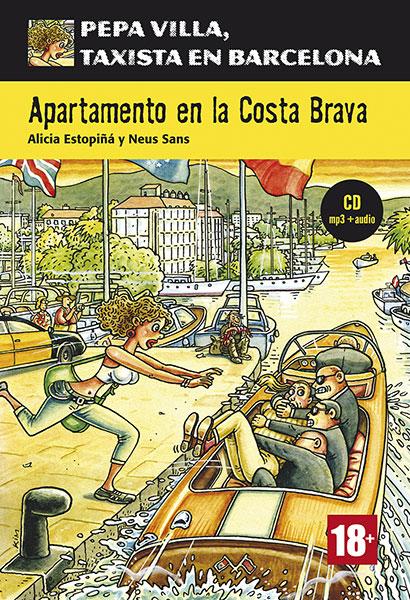 Pepa Villa, apartemento en la costa brava leesboekje Spaans A2