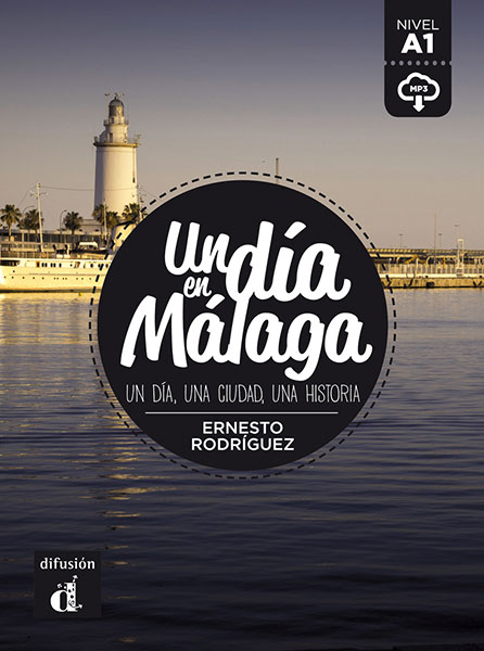 Un dia en Malaga Leesboekje