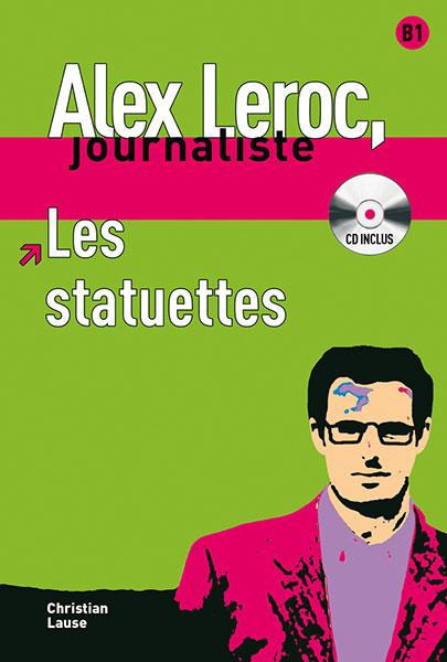 Alex Leroc Les statuettes Leesboekje Frans