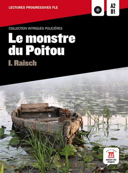 le monstre du poitou leesboekje Frans A2-B1