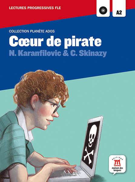coeur de pirate leesboekje Frans A2 jongeren