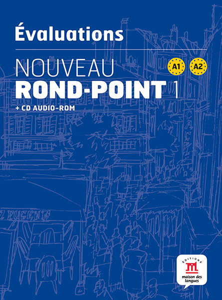 Nouveau Rond-Point 1 Evaluatieboek
