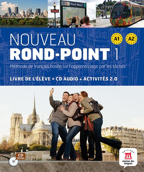 Nouveau Rond-Point 1 Tekstboek