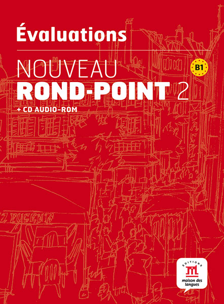 Nouveau Rond-Point 2 Werkboek