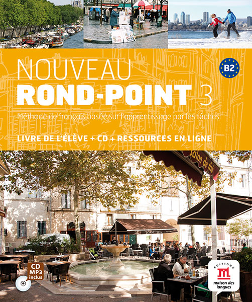 Nouveau Rond-Point 3 Tekstboek