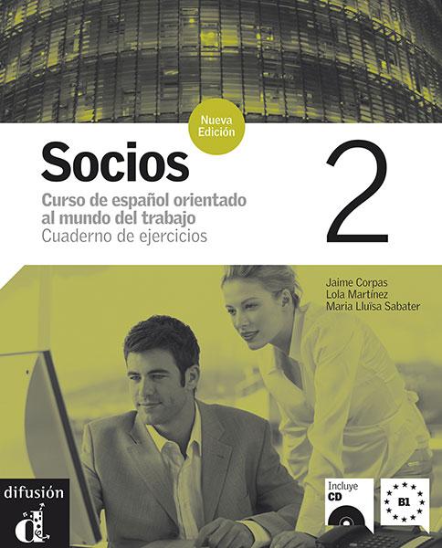 Socios 2 Werkboek