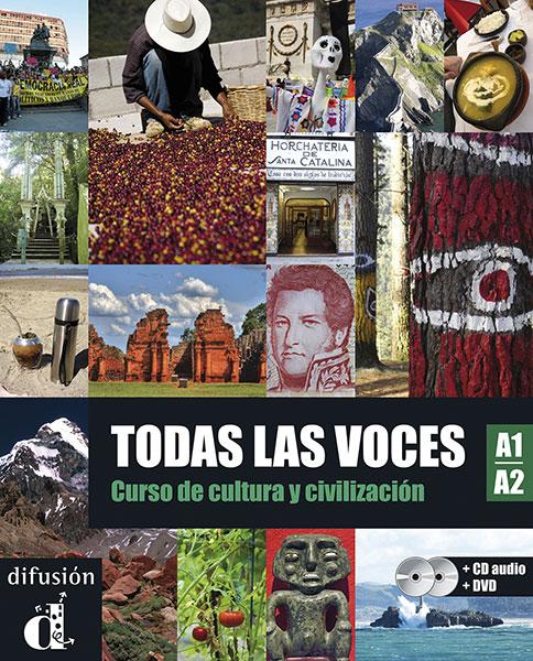 Todas las voces A1-A2 Spaanse cultuur leren