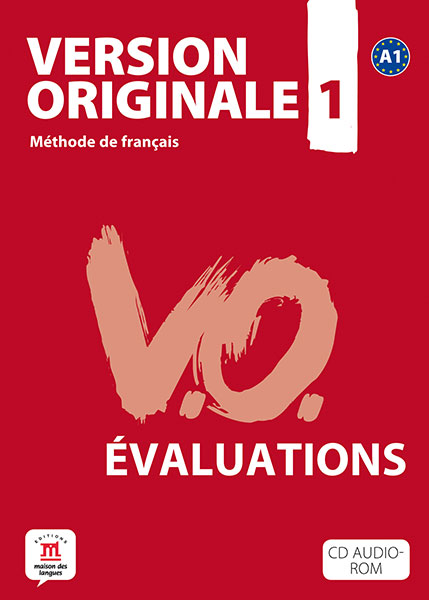 Version Originale 1 Evaluatieboek