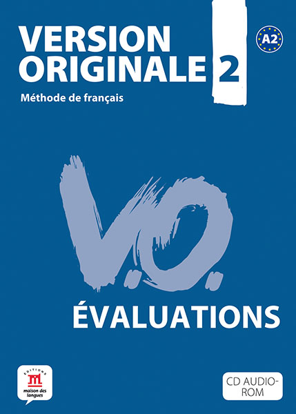 Version Originale 2 Evaluatieboek