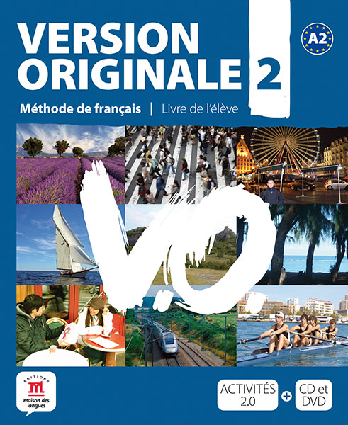 Version Originale 2 Tekstboek