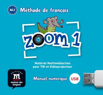 Zoom 1 USB stick Frans basisonderwijs