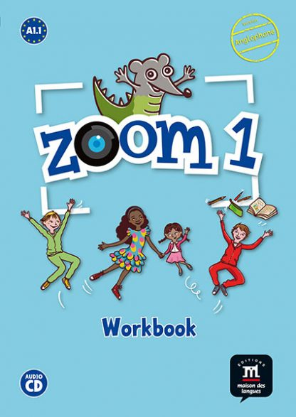 Zoom 1 workbook French primary school A1.1