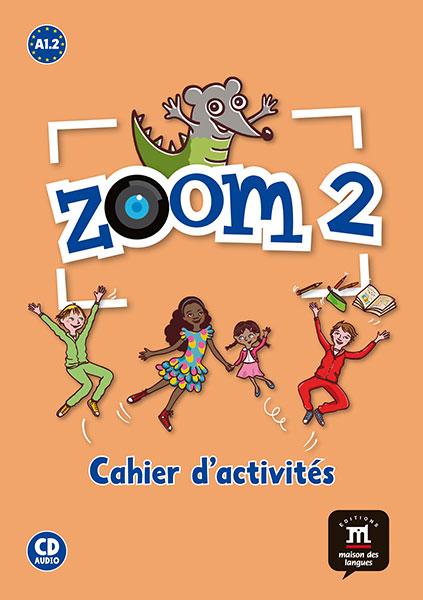 Zoom 2 werkboek Frans basisschool A1.2