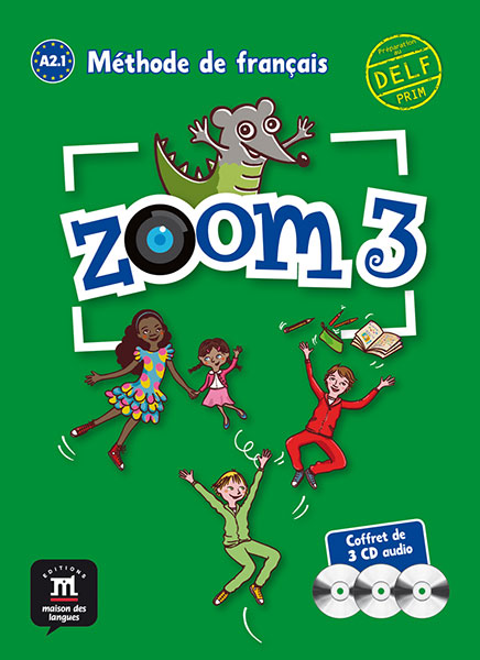 Zoom 3 CD audio liedjes Frans