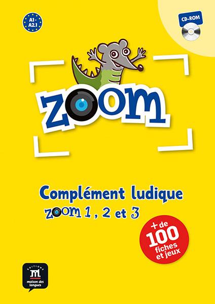 Zoom complement ludique extra oefeningen en spelletjes Frans basisonderwijs