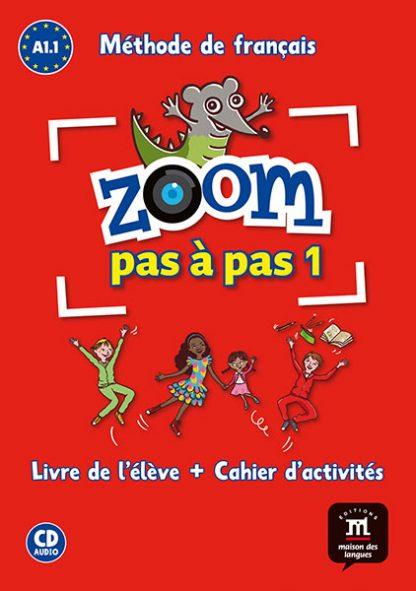 Zoom pas a pas 1 basischool Frans
