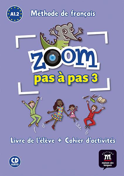 Zoom pas a pas 3 Frans basisschool A1.2