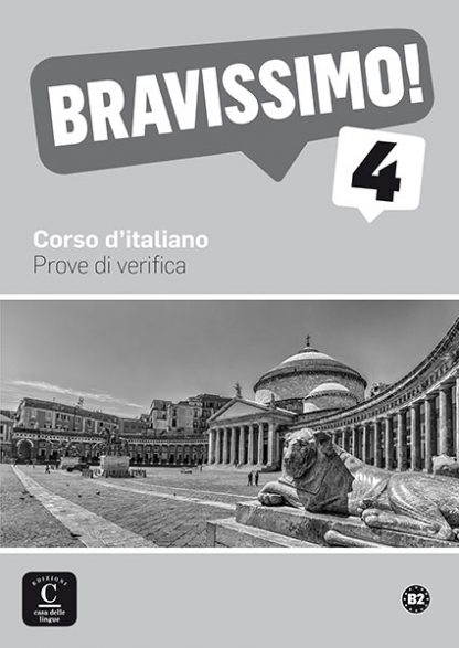 Bravissimo! 4 B2 examens Italiaans