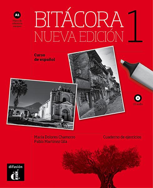 Bitácora 1 Nueva Edición Werkboek