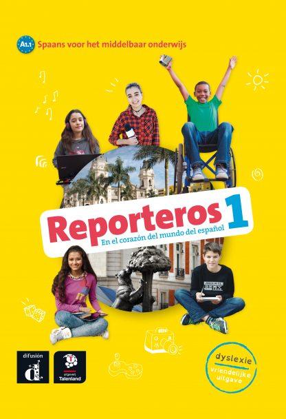 Reporteros 1 tekstbooek Spaans