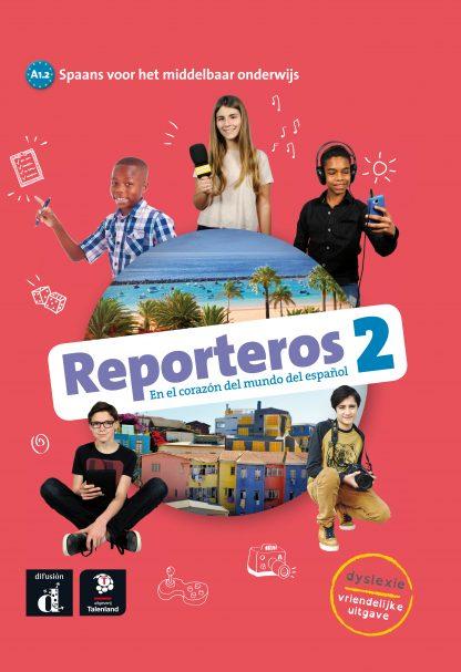 Reporteros 2 tekstboek