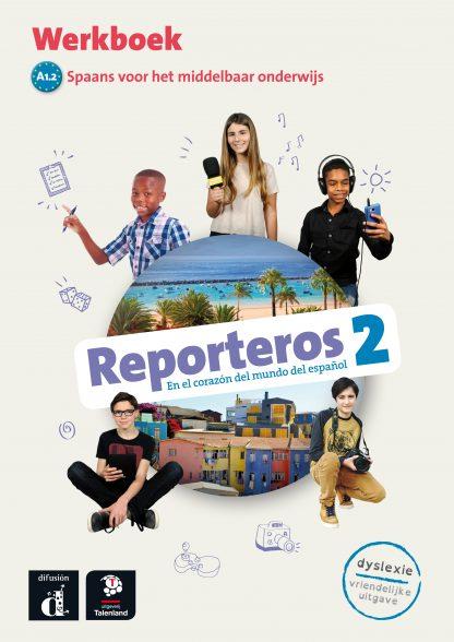 Reporteros 2 werkboek