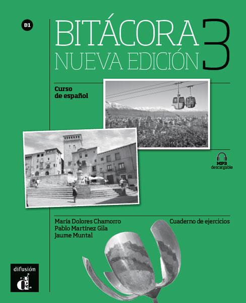 Bitácora 4 Nueva Edición – Cuaderno de ejercicios + MP3