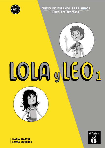 Lola y Leo 1 docentenhandleiding Spaans basisschool