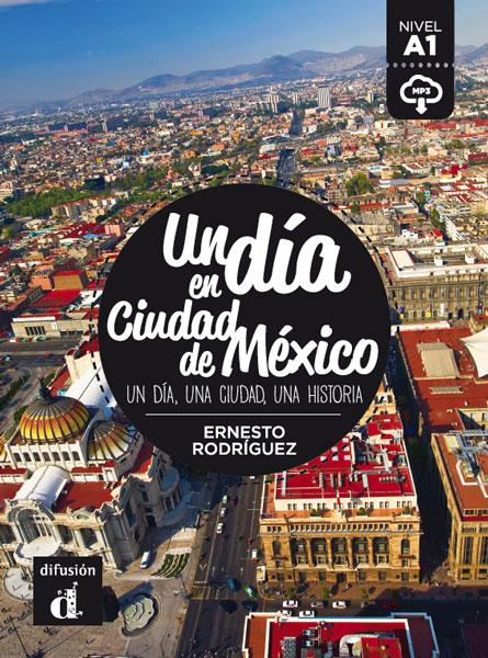 Un dia en Ciudad de Mexico Leesboekje