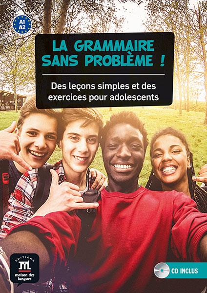 La grammaire sans probleme A1-A2 grammatica Frans