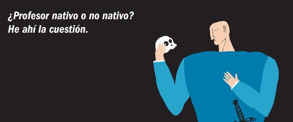 Profesor nativo o no nativo