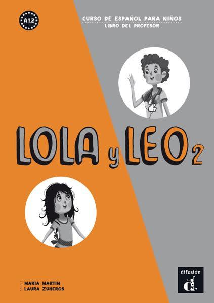 Lola y Leo 2 docentenhandleiding