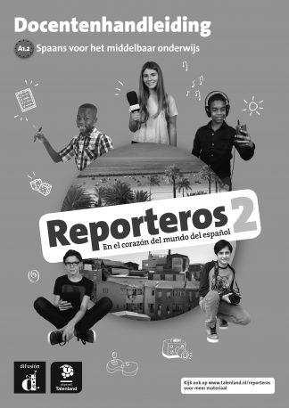 Reporteros 2 docentenhandleiding