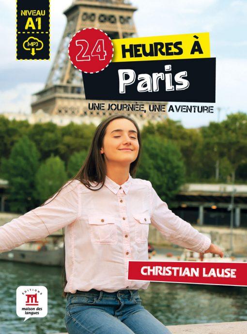 24 heures a paris, leesmateriaal Frans middelbare school