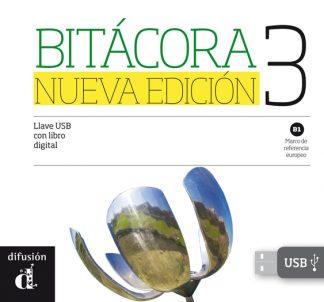 Bitácora 3 Nueva Edición - Llave USB con libro digital
