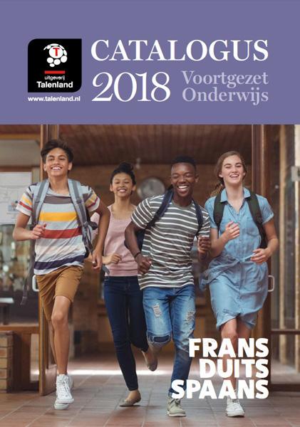 Talenland Catalogus 2018 Voortgezet Onderwijs
